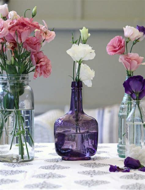 Deko Flaschen  44 Vorschläge, wie Sie eine untypische