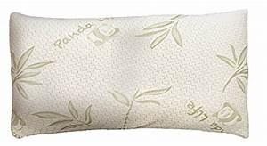 best price incococ panda life memory foam pillow with With costco shredded memory foam pillow