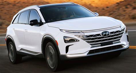 Hyundai NEXO Has The Longest Range Of Any FCV   Carscoops