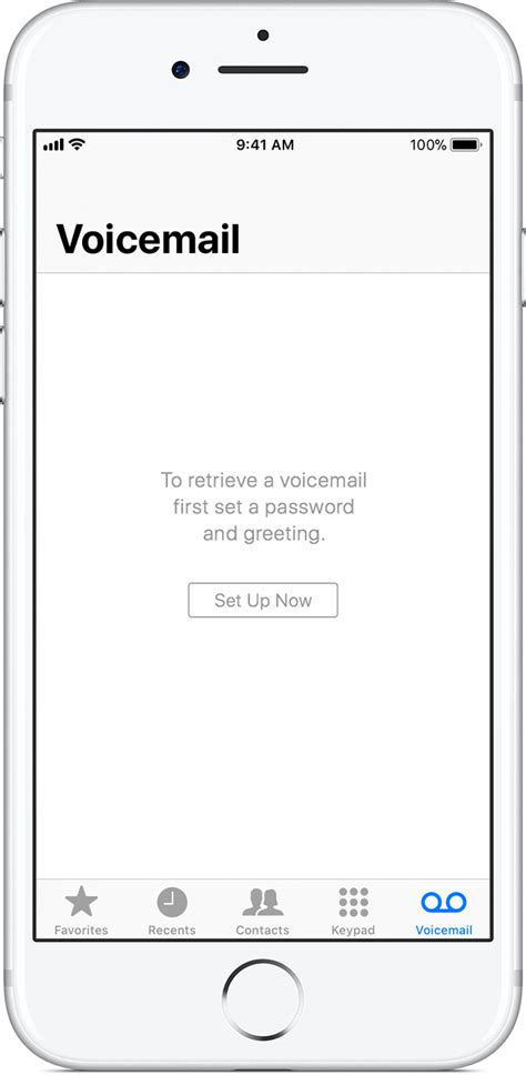 iphone voicemail not working set up visual voicemail on your iphone apple support