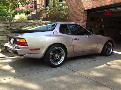 porsche 944 silver 88 944 turbo s 3 0 liter silver rose edition rennlist