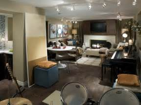 Design Basement Apartment Hgtv Basement Design Ideas For Family Room