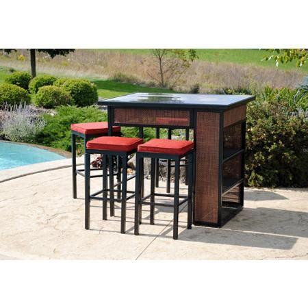 patio bar sets walmart patio bar sets walmart style pixelmari