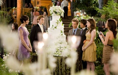 Four New Breaking Dawn Wedding Stills