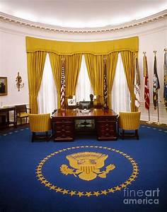 White house oval office by granger for Oval office white house