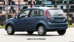 Leo Andrade Design  Ford Fiesta Rocam 2013