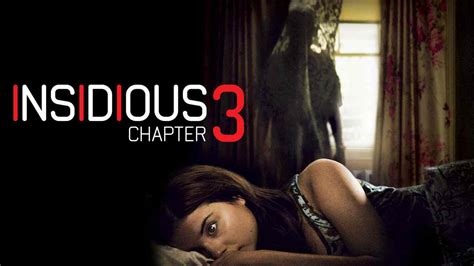Is Movie 'Insidious: Chapter 3 2015' streaming on Netflix?