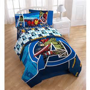 avengers bedding sheet set walmart com