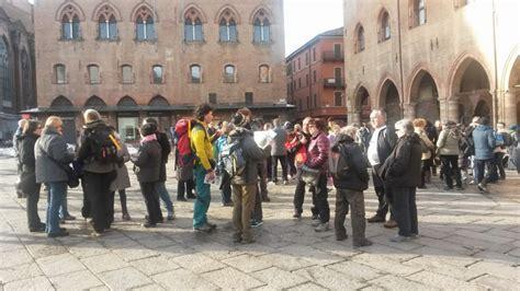 si e social social trekking 2015 nel centro di bologna non si è