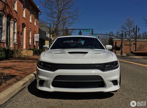 Dodge Charger Srt Hellcat 2018 2 April 2017 Autogespot