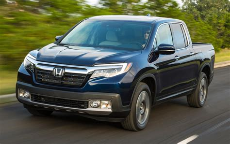 2019 Honda Ridgeline Pickup Priced From $29,990