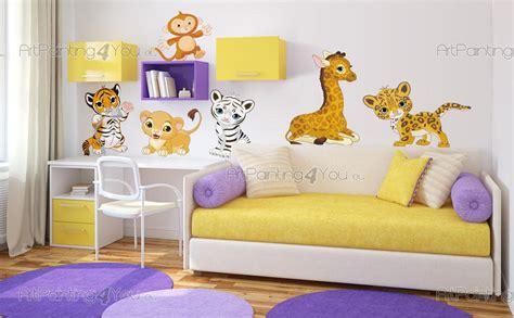 chambre zoo davaus chambre bebe zoo avec des idées