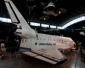 Space Shuttle Discovery at the Smithsonian | 9th ...