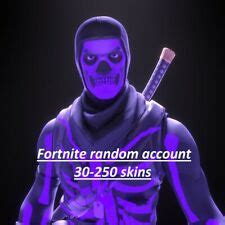 og fortnite accounts  sale ebay