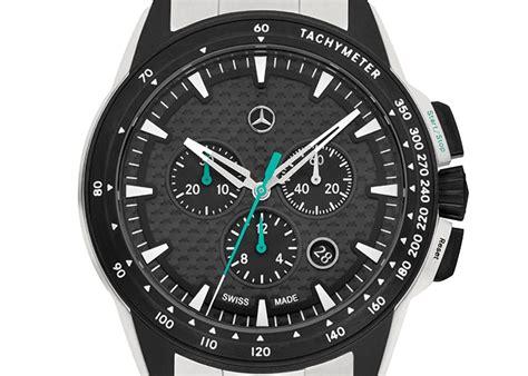 mens mercedes benz motorsports chronograph
