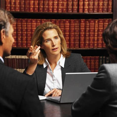 Different Kinds of Lawyers & How Much Money They Make - Woman