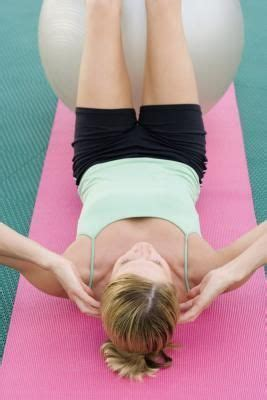 the best exercises to flatten the stomach after a c
