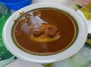 Ghana Food Fufu