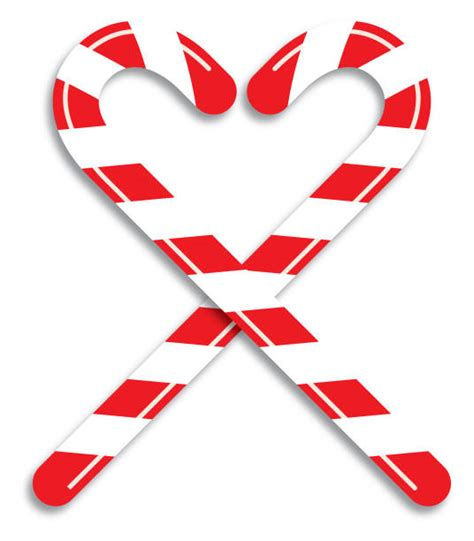 Free for commercial use no attribution required high quality images. Best Candy Cane Heart Illustrations, Royalty-Free Vector ...