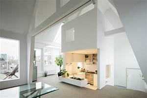 Wohnung Einrichten Ideen Schlafzimmer : 25 ideen f r wohnung einrichten mit dachschr gen ~ Bigdaddyawards.com Haus und Dekorationen