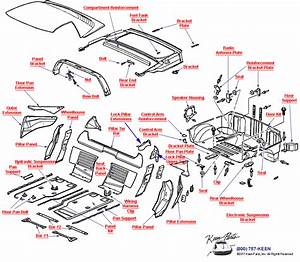 35 C5 Corvette Parts Diagram