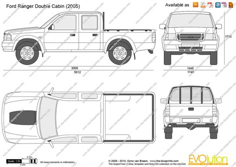 ford ranger dimensions 2017   ototrends.net