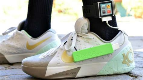 teenager invents energy generating shoe insoles iflscience