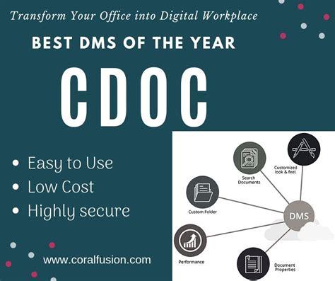 cdoc   document management system solution