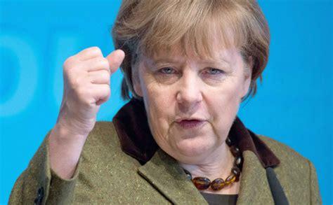 angela merkel domina simpatia de electores alemanes