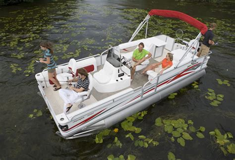 Who makes the best pontoon for fishing and playing?