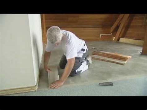 How to install 'Flexo' self adhesive vinyl plank flooring