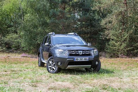 2018 Dacia Duster Facelift Pictures Cars Uk