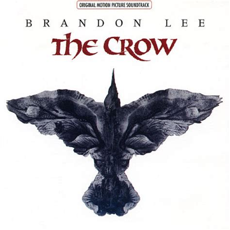 Original Motion Picture Soundtrack The Crow