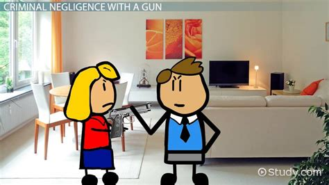 criminal negligence definition law examples video