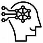 Icon Learning Machine Ai Icons Knowledge Intelligence