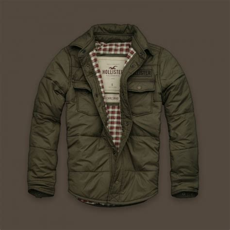 Chamarras - Catalogo Ropa Abercrombie y Hollister