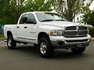 2005 Dodge Ram 3500 Laramie 4x4   5 9 Cummins Diesel    6