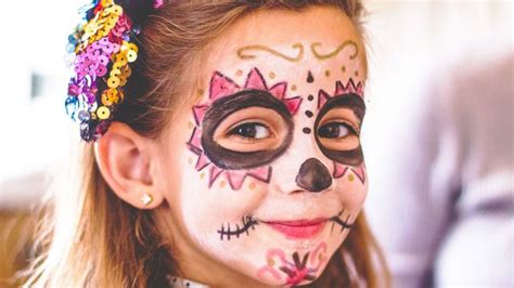 maquillage sorcière fillette maquillages enfant l express styles