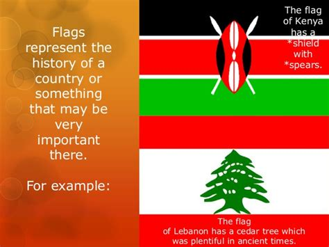 Only Flags Countries And Red Color Flags Green World