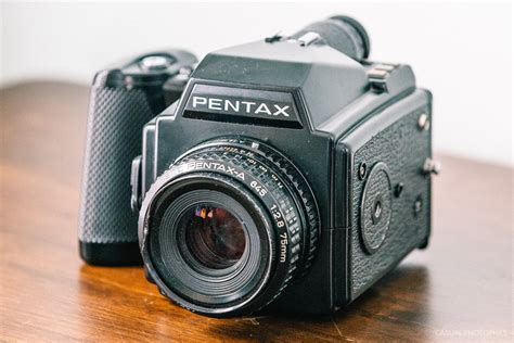 Pentax 645 Camera Review ? The Best Entry Level Medium Format Film Camera ? Casual Photophile