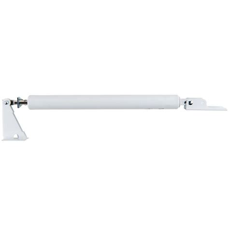 home depot door closer wright products medium duty hydraulic white door closer