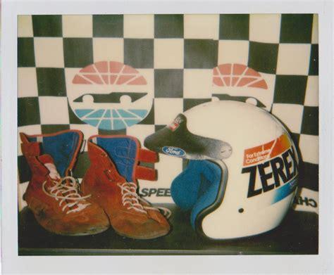 alan kulwicki zerex race helmet race shoes