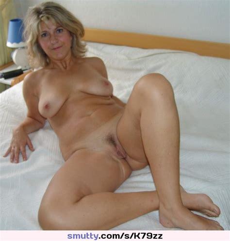Milf Mature Naked Spread Pussy Bedroom Lyingonback