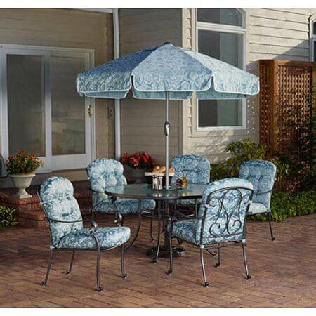 cute aqua blue patio furniture ideas