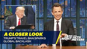 Trump's Travel Ban Sparks Global Backlash: A Closer Look ...