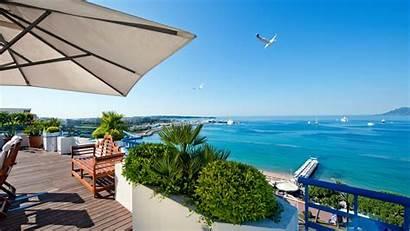 Grand 4k Cannes Martinez Hyatt France Europe
