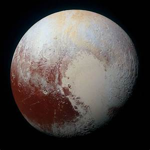 New Horizons reveals blue skies in latest Pluto image