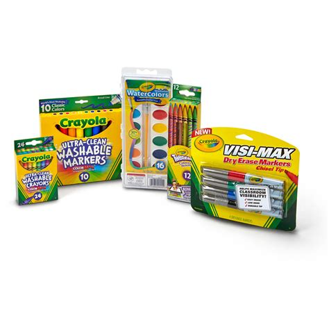 crayola colossal creativity tub walmart com