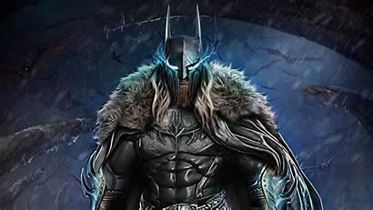 Warrior Knight Dark Wallpapers Artwork Digital Artist