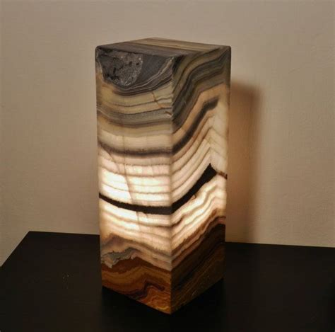 onyx table lamps images  pinterest table lamps